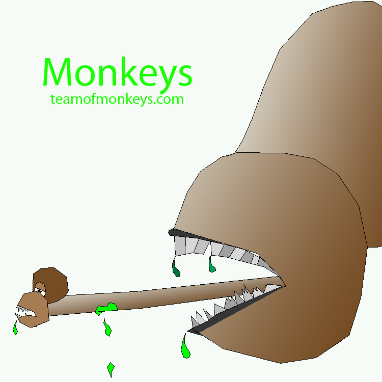 alrien monkey comic