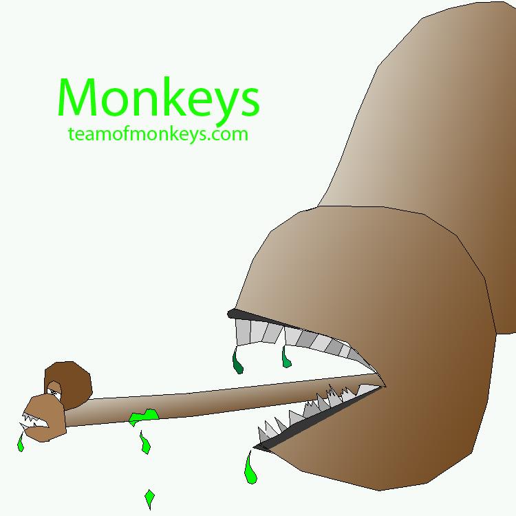 alrien monkey comic